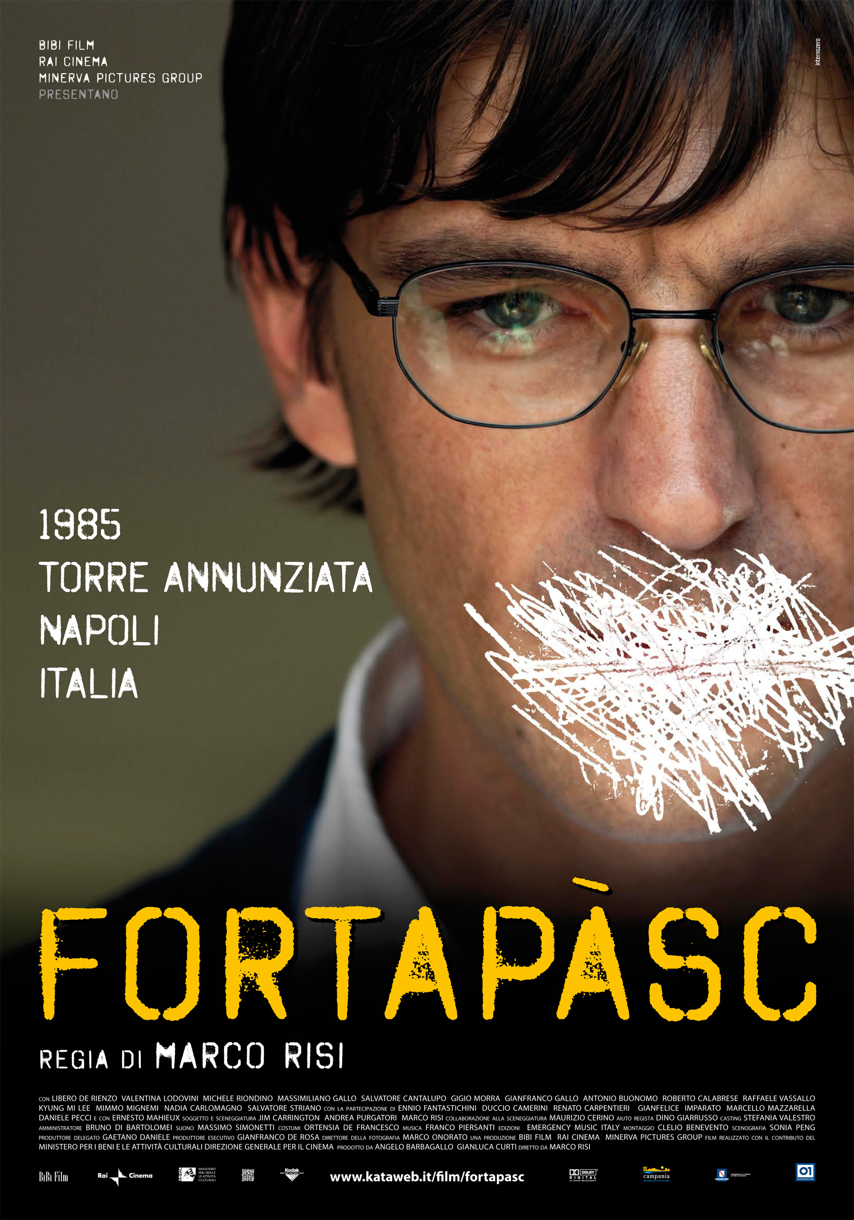 Fortapasc di Marco Risi (2009)